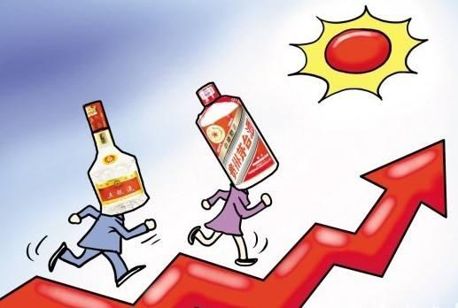 白酒股强势 机构预计7只个股涨幅将超七成